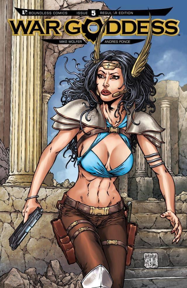 War Goddess #5