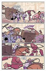 Monstro Mechanica #4