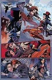 Van Helsing vs. Robyn Hood #1