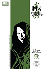 Immortal Weapons #5 (of 5)
