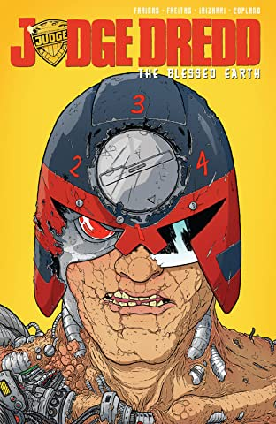 Judge Dredd: The Blessed Earth Tome 2