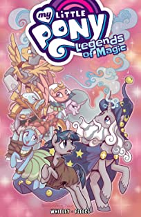 My Little Pony: Legends of Magic Vol. 2