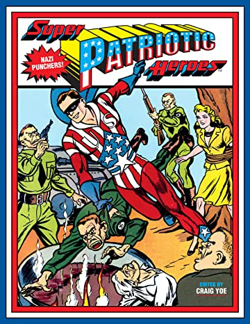 Super Patriotic Heroes