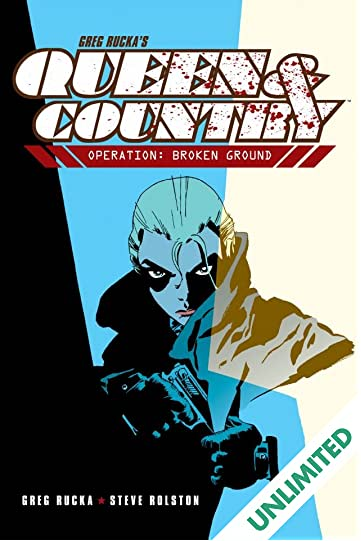 Queen & Country Vol. 1: Operation: Broken Ground