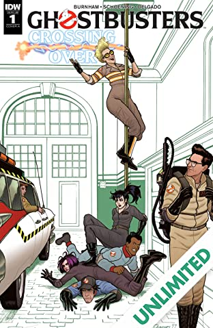 Ghostbusters: Crossing Over #1