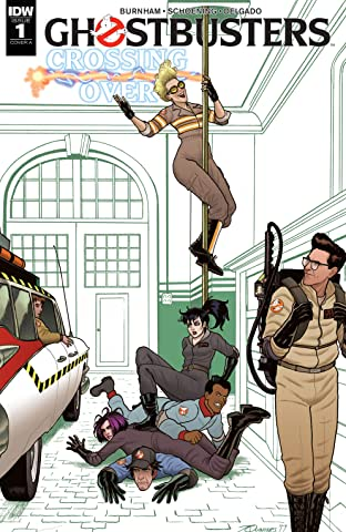 Ghostbusters: Crossing Over No.1