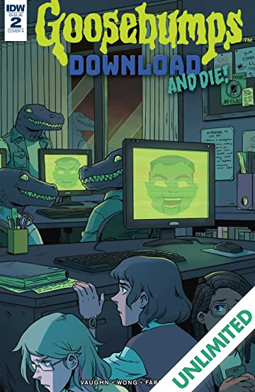 Goosebumps: Download and Die! #2