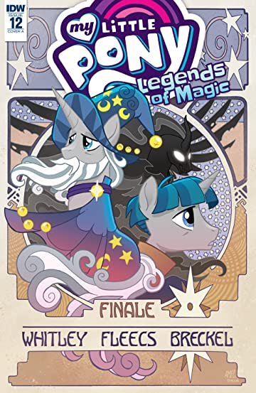 My Little Pony: Legends of Magic No.12