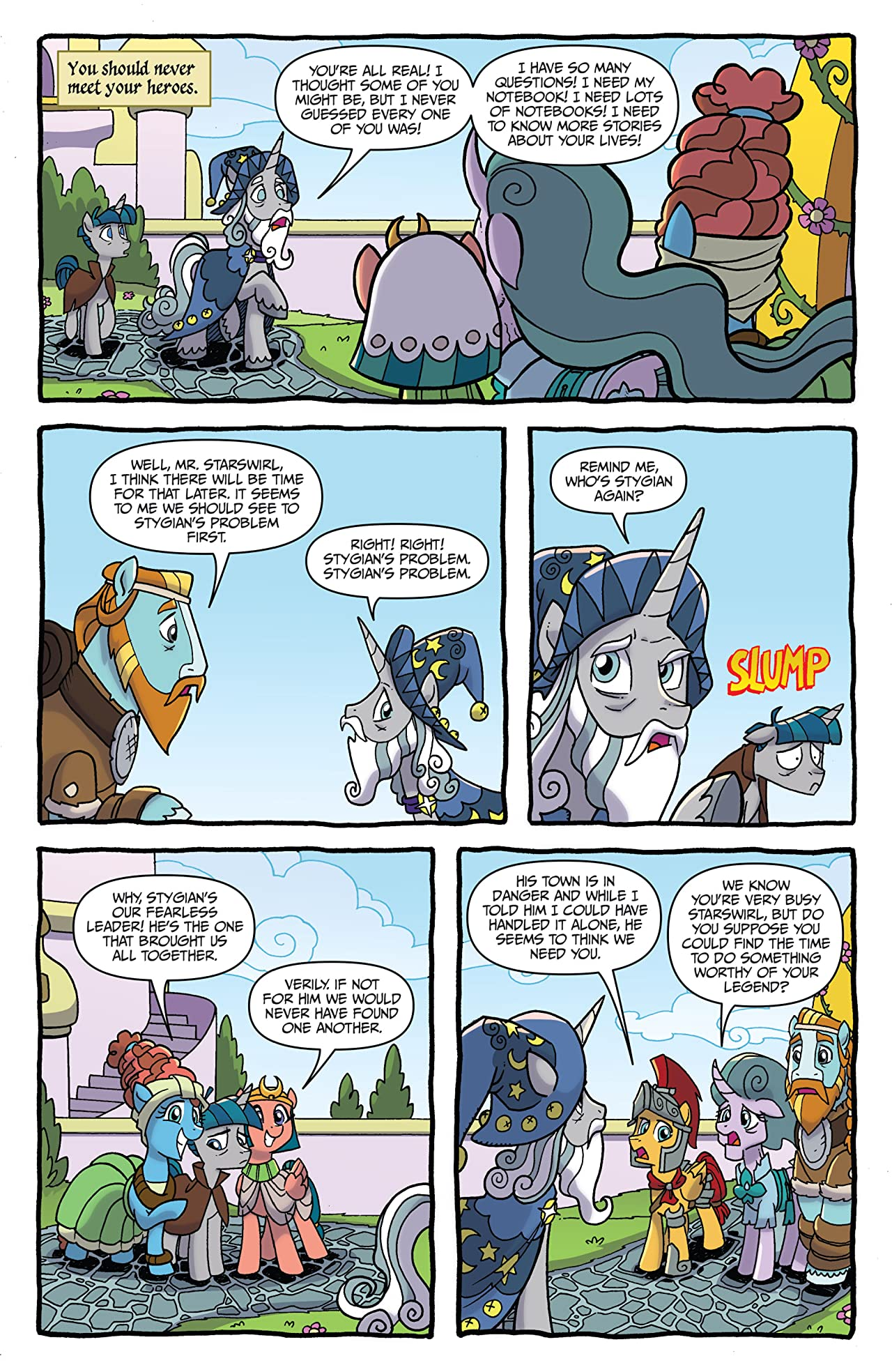 My Little Pony: Legends of Magic #12