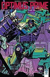 Optimus Prime #17