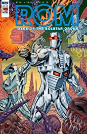 ROM: Tales of the Solstar Order #1: Special Edition