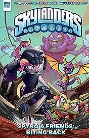 Skylanders: Spyro & Friends Quarterly: Biting Back