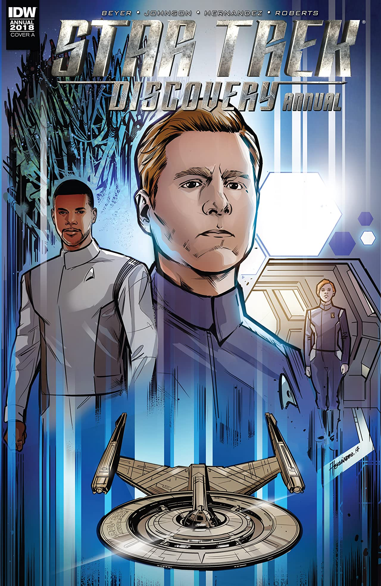 Star Trek: Discovery Annual 2018