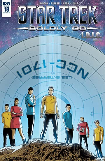 Star Trek: Boldly Go No.18