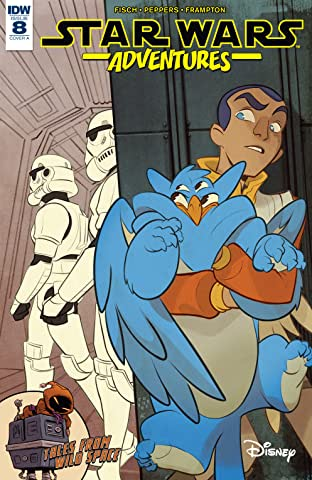 Star Wars Adventures (2017-2020) No.8
