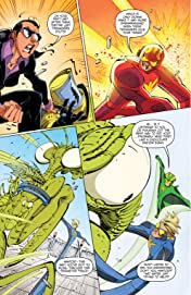 Stretch Armstrong and the Flex Fighters #3