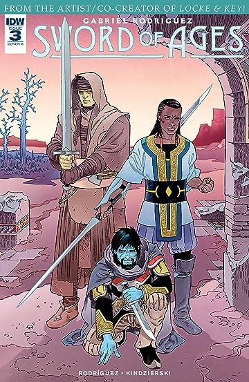 Sword of Ages No.3 (sur 5)