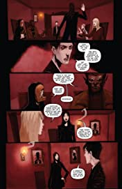 The October Faction: Supernatural Dreams #1