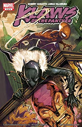 Klaws of the Panther #3 (of 4)