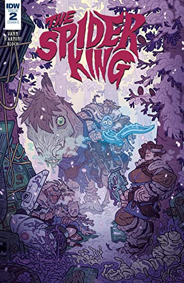 The Spider King #2 (of 4)