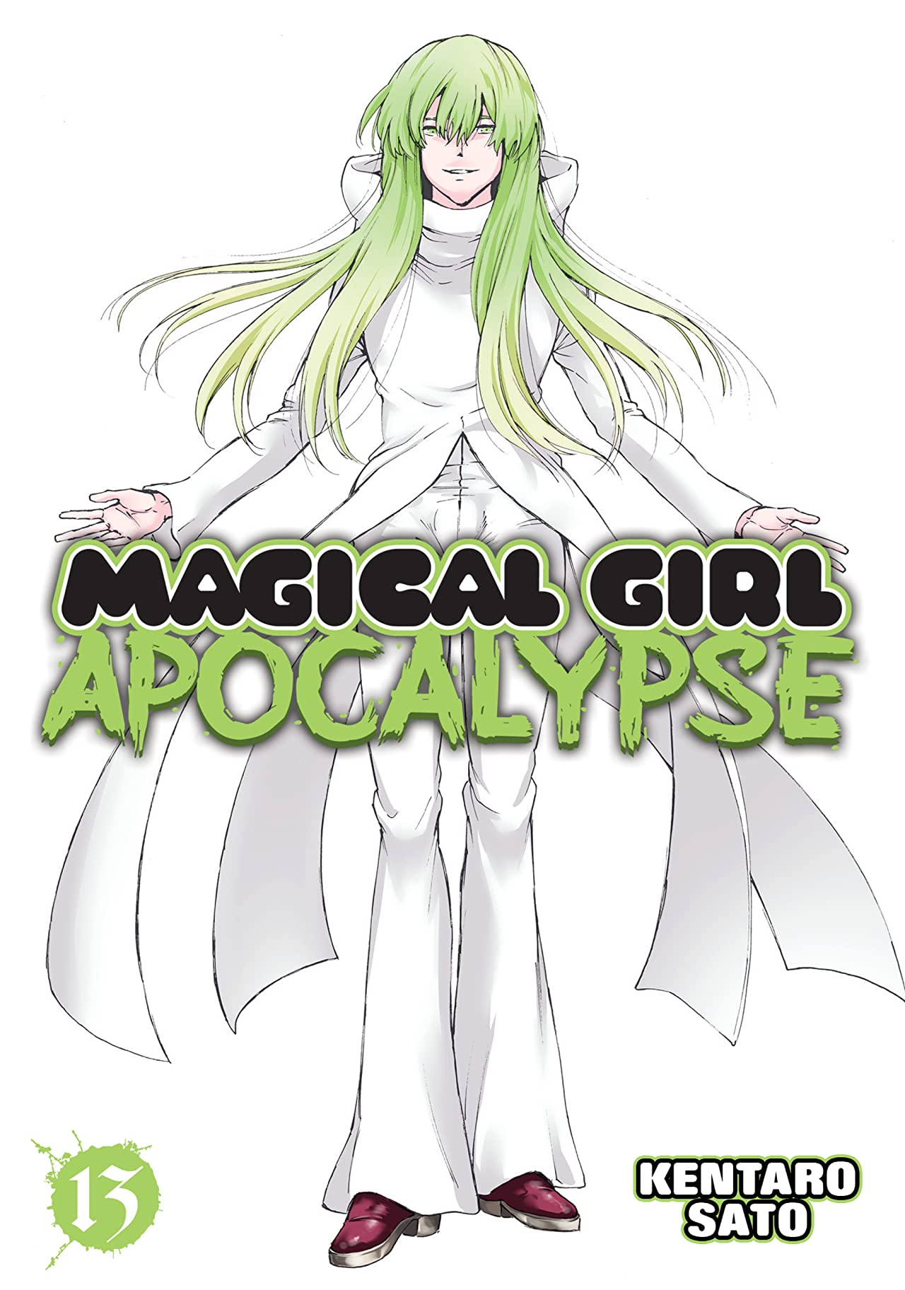 Magical Girl Apocalypse Vol. 13