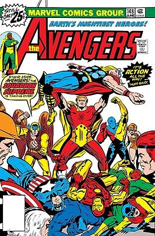 Avengers (1963-1996) #148