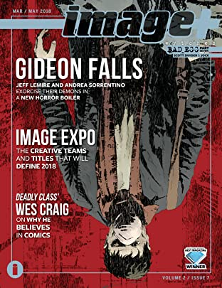 Image Plus Vol. 2 #7: March 2018