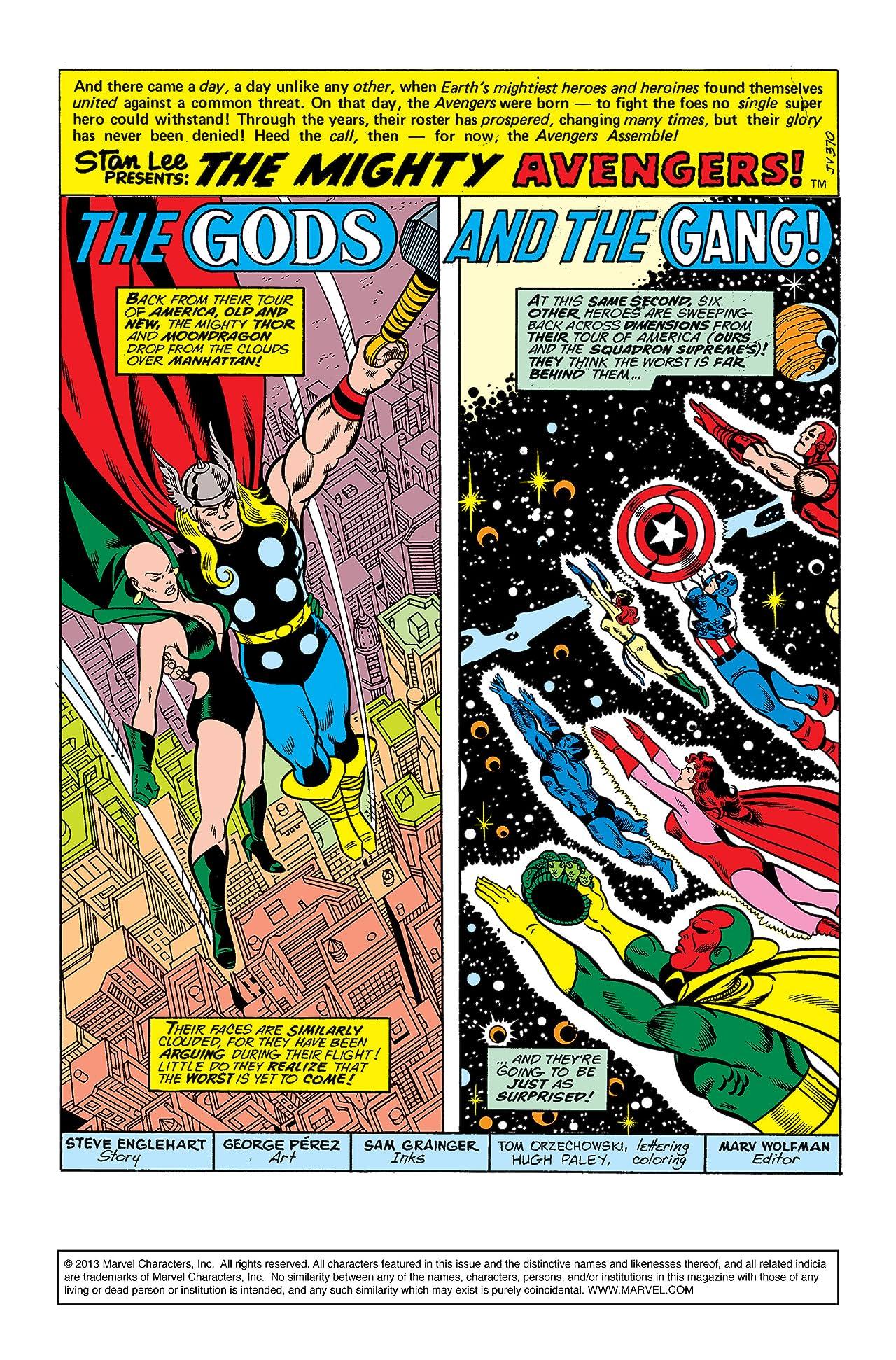 Avengers (1963-1996) #149
