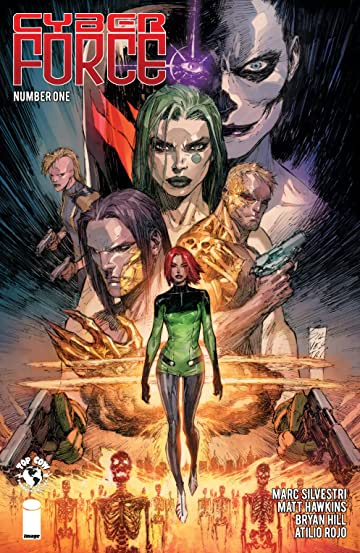 Cyber Force (2018) #1