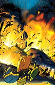 Cyber Force (2018-) #1