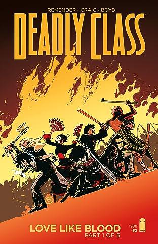 Deadly Class #32