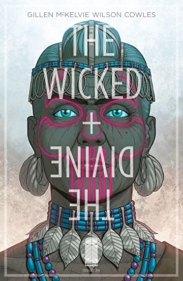 The Wicked + The Divine No.34