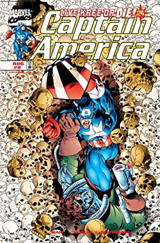 Captain America (1998-2002) No.8