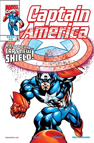 Captain America (1998-2002) No.9
