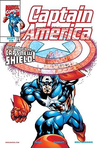 Captain America (1998-2002) #9