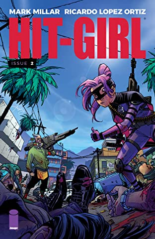 Hit-Girl No.2