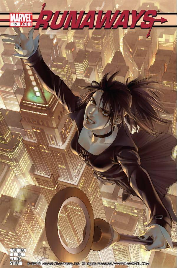 Runaways (2005-2008) #10