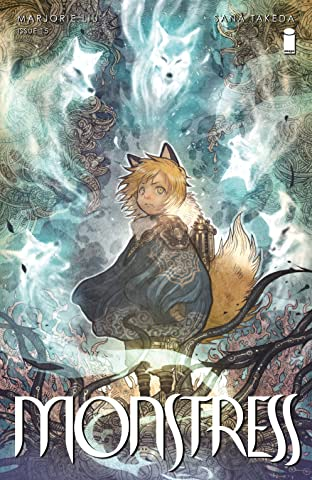 Monstress No.15