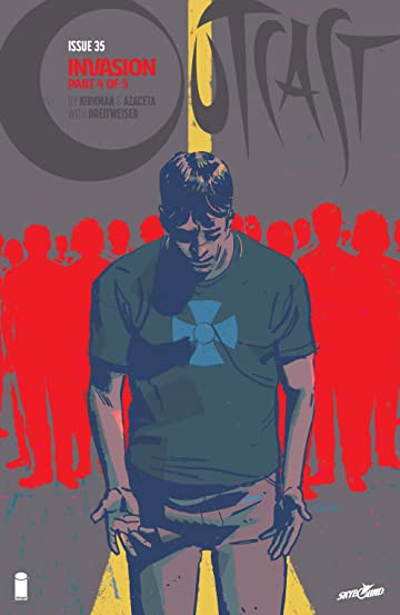 Outcast By Kirkman & Azaceta No.35