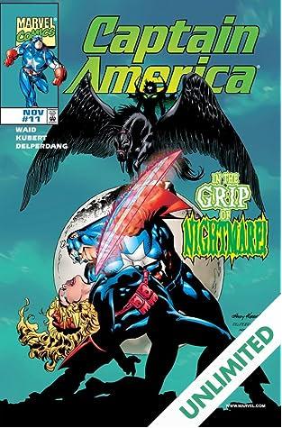 Captain America (1998-2002) #11