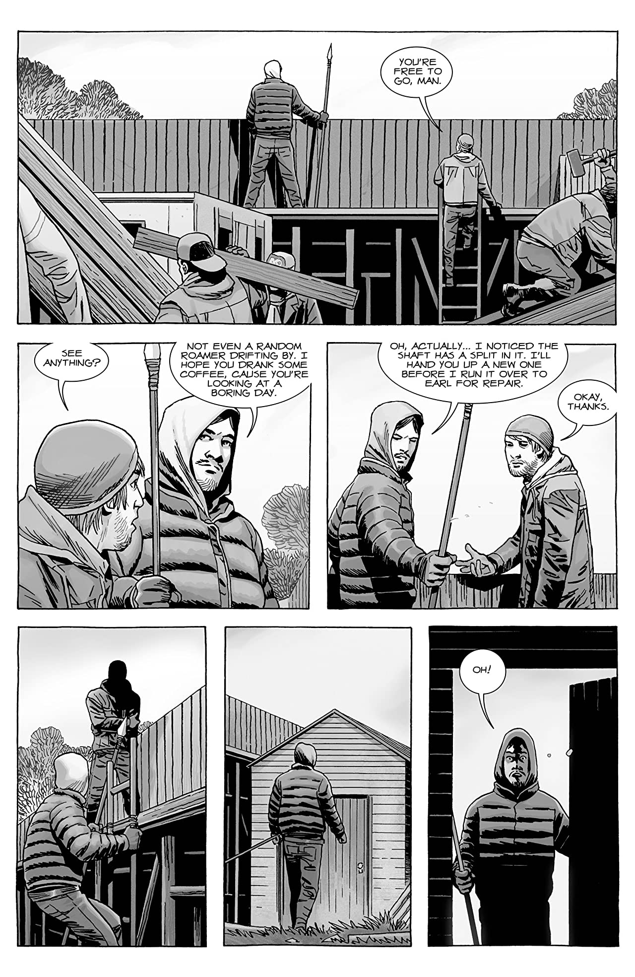 The Walking Dead No.177