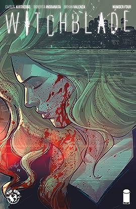 Witchblade (2017-) #4