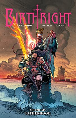 Birthright Vol. 6: Fatherhood