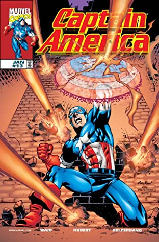 Captain America (1998-2002) No.13