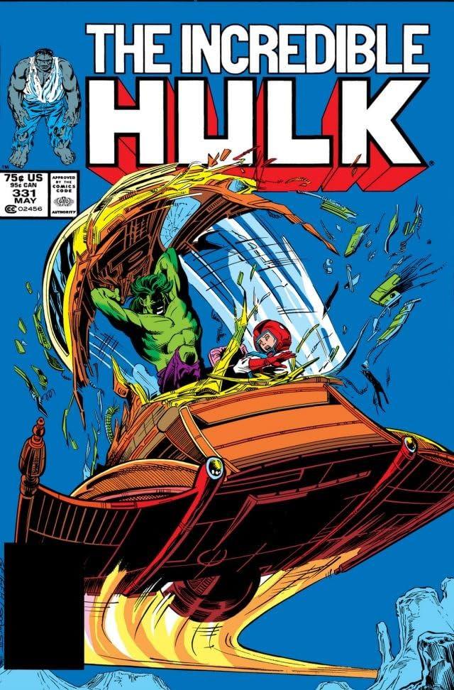 Hulk Visionaries: Peter David Vol. 1 - Comics by comiXology