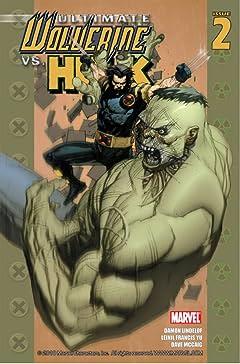 Ultimate Wolverine Vs. Hulk No.2 (sur 6)