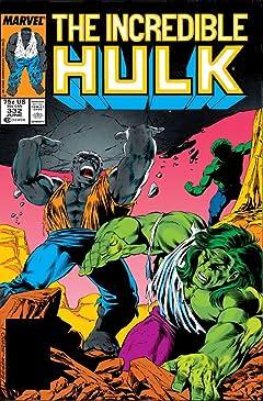 Incredible Hulk (1962-1999) #332