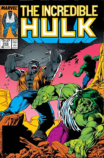 Incredible Hulk (1962-1999) #332