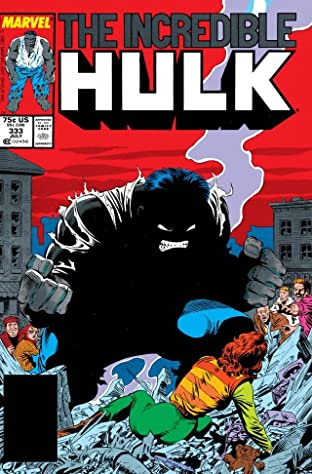 Incredible Hulk (1962-1999) #333