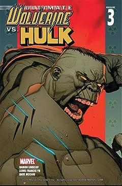 Ultimate Wolverine vs. Hulk No.3 (sur 6)